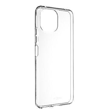 FIXED pro Xiaomi Mi 11 Lite/Mi 11 Lite 5G čiré - Kryt na mobil