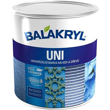 Balakryl Uni mat 0830 červený  0.7kg - Malířská barva