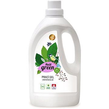 REAL GREEN prací gel 1,5 l (42 praní) - Eko prací gel