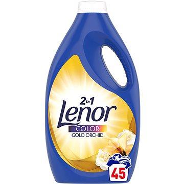 LENOR Gold Orchid 2,2 l (45 praní) - Prací gel