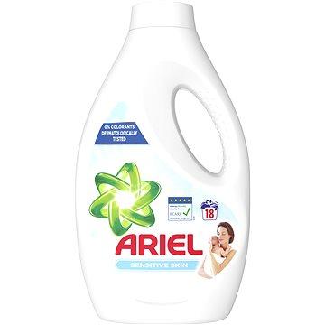 ARIEL Sensitive 0,990 l (18 praní) - Prací gel
