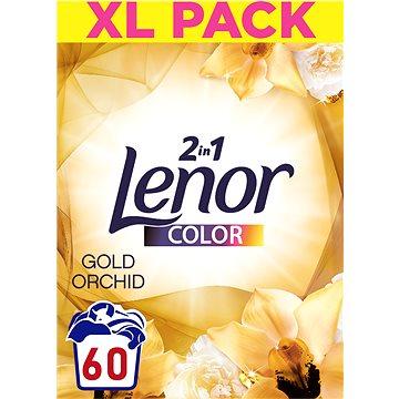 LENOR Gold Color 3,9 kg (60 praní) - Prací prášek