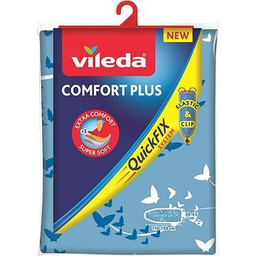 VILEDA Comfort Plus potah modrý - Potah na žehlící prkno