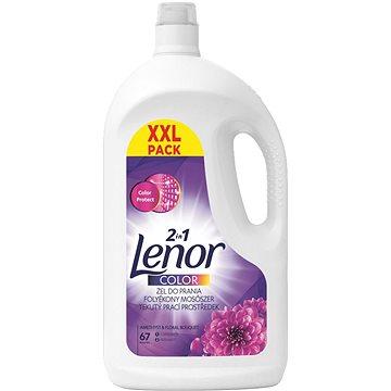 LENOR 2v1 Amethyst & Floral Bouquet Color 3,685 l (67 praní)   - Prací gel