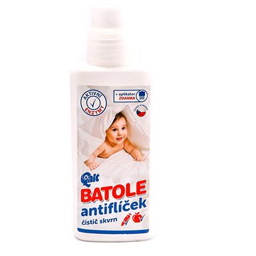 QALT Batole Antifliček 275 ml - Odstraňovač skvrn