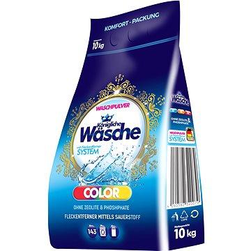 KÖNIGLICHE WÄSCHE Color 10 kg (125 praní) - Prací prášek