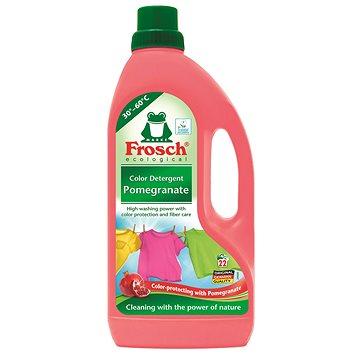 FROSCH Color Granátové jablko 1,5 l (22 praní) - Eko prací gel