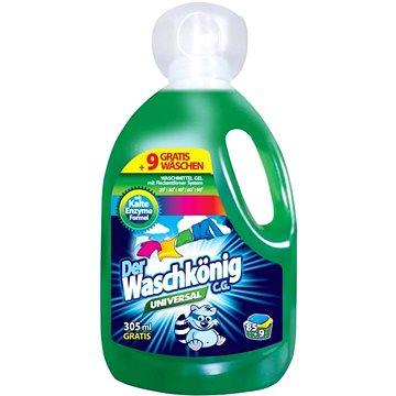 DER WASCHKÖNIG Prací gel Universal 3,3 l  (94 praní) - Prací gel