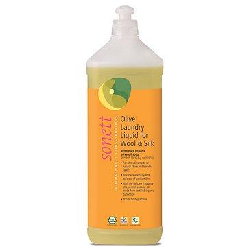 SONETT Oliva na vlnu a hedvábí 1 l - Eko prací gel