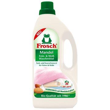 FROSCH EKO na vlnu a jemné prádlo mandle 1,5 l (30 praní) - Eko prací gel
