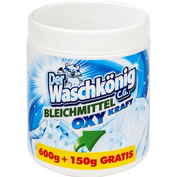 WASCHKÖNIG OXY Bleichmittel 750 g - Odstraňovač skvrn
