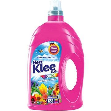 HERR KLEE GEL Color 4,305 l (123 praní) - Prací gel