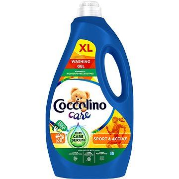 COCCOLINO Care Gel Sport 2,4 l (60 praní) - Prací gel