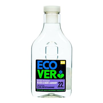 ECOVER Laundry Liquid Black 1 l (22 praní) - Eko prací gel