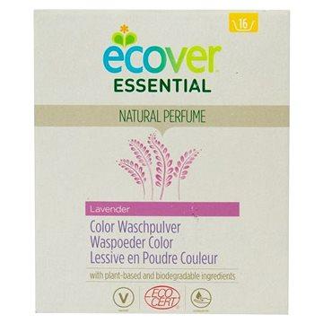 ECOVER Ecocert na barevné prádlo 1,2 kg (16 praní) - Eko prací prášek