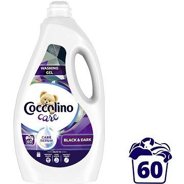 COCCOLINO Care Black 2,4 l (60 praní) - Prací gel