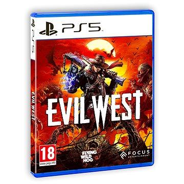 Evil West - PS5 - Hra na konzoli