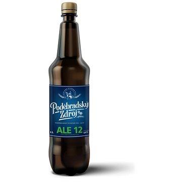 Poděbradský Zdroj ALE 12° 1l 5,2% - Pivo