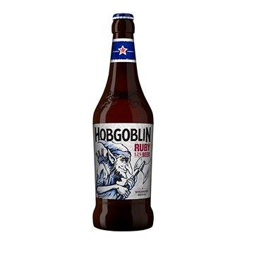 HobGoblin Wychwood Pivo Ruby 12° 0,5l 5,2% - Pivo