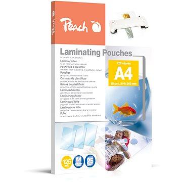 Peach PPR525-02 A4/250 lesklé - balení 25 ks - Laminovací fólie