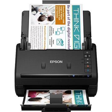 EPSON WorkForce ES-500WII - Skener