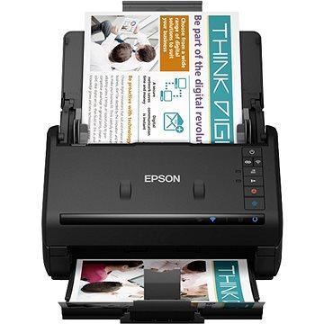 EPSON WorkForce ES-580WII - Skener