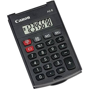 Canon AS-8 - Kalkulačka