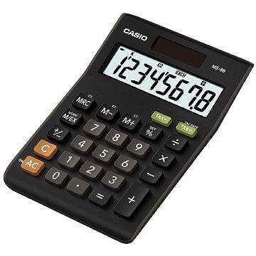 CASIO MS 8 B S - Kalkulačka