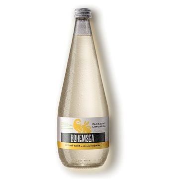12 ks BOHEMSCA BIO Zahradní limonáda 700ml + 6 ks BOHEMSCA BIO Zahradní limonáda 700ml zdarma - Voucher: