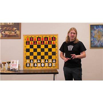 Šachové videolekce pro mírně pokročilé - Voucher: