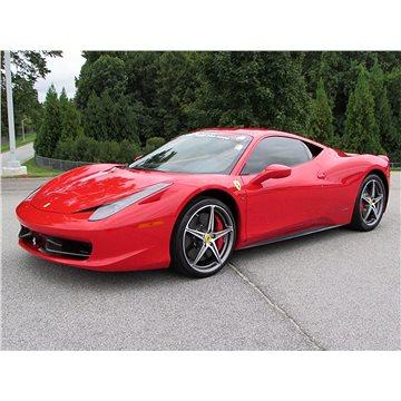 Rychlostí blesku: Jízda ve Ferrari 458 Italia - Voucher: