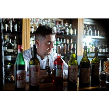 Jednodenní základní barmanský kurz v Praze - Voucher:
