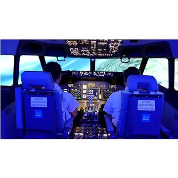 Zalétej si na simulátoru letounu Boeing 737N - Voucher: