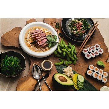 Kurz thajské kuchyně - Voucher: