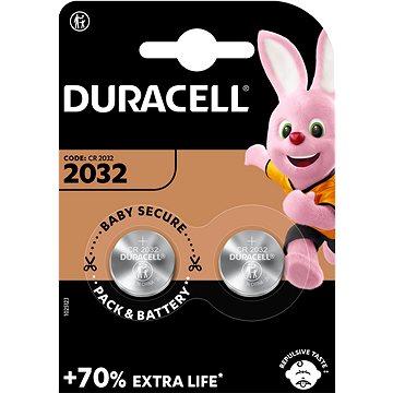 Duracell CR2032 2ks - Knoflíková baterie