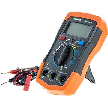 RETLUX RDM 3001 - Multimetr