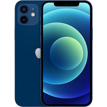 iPhone 12 256GB modrá - Mobilní telefon