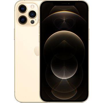 iPhone 12 Pro Max 128GB zlatá - Mobilní telefon