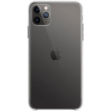 Apple iPhone 11 Pro Max Průhledný kryt - Kryt na mobil