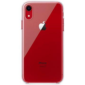 Apple iPhone XR průhledný kryt - Kryt na mobil