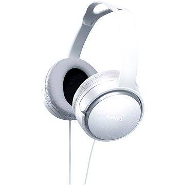 Sony MDR-XD150 bílá - Sluchátka