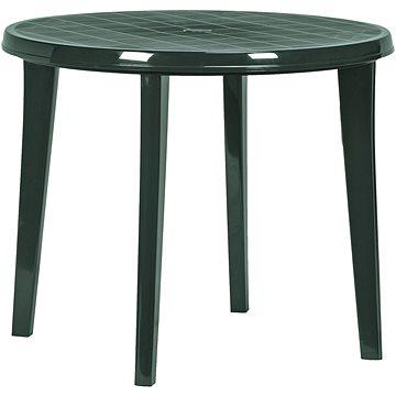 ALLIBERT Stůl LISA tmavě zelená  - Zahradní stůl