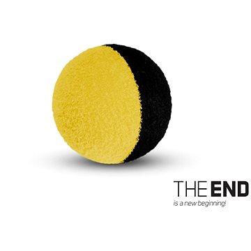 Delphin The End Zig Rig Černo-žlutá 12mm 10ks - Umělá nástraha
