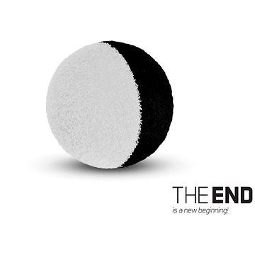 Delphin The End Zig Rig Černo-bílá 12mm 10ks - Umělá nástraha