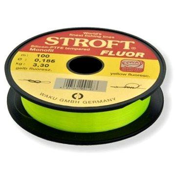 Stroft Color Fluor 0,25mm 5,7kg 200m - Vlasec