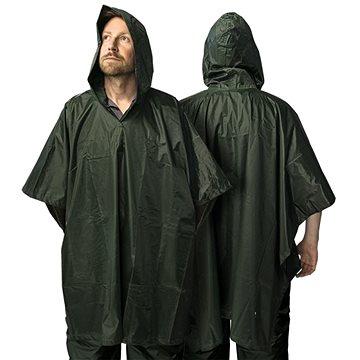 Angling Pursuits Waterproof Poncho Green - Pončo
