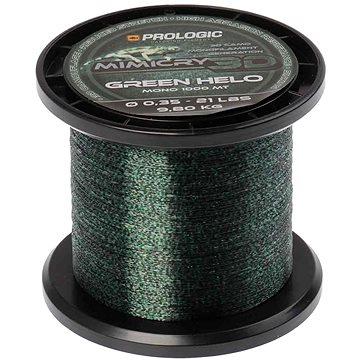 Prologic Mimicry Green Helo 0,25mm 11lbs 5,2kg 1000m - Vlasec