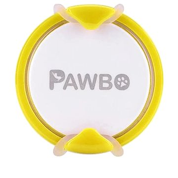iPuppyGo žlutá varianta - Monitor aktivity pro psy a kočky