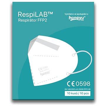 RespiLAB Respirátor FFP2- balení 10ks - Respirátor