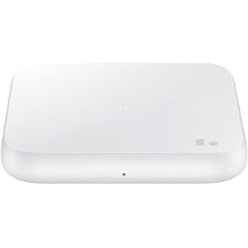 Samsung Bezdrátová nabíjecí podložka bílá, bez kabelu v balení - Bezdrátová nabíječka